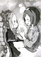 Beatrice's Everyone is Troublesome, I Suppose! SS Illustration