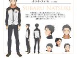 Natsuki Subaru/Galería