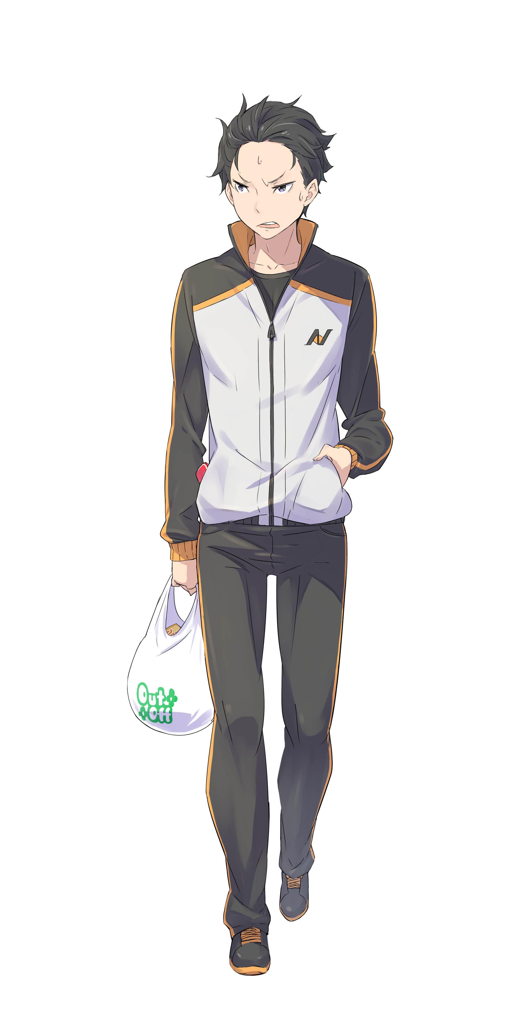 Natsuki Subaru Re Zero Wiki Fandom