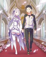 Re:Zero 2nd Season BD 8