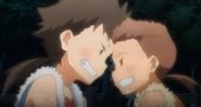 Cain y Dine - Anime