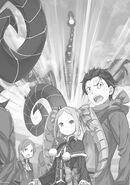 Re Zero Light Novel 25 Crimson Scorpion