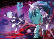 Re Zero Volume 3 4