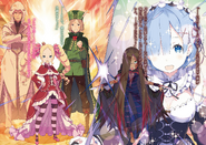 Re Zero Light Novel 20 1