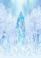 Re Zero OVA Bond of Ice Key Visual Full