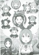 Emilia Camp Struggle Page1 Illustration