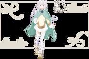 Emilia OVA Character Art