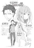 Re Zero Volume 1 15