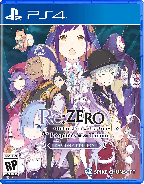 Re:Zero: The Prophecy of the Throne