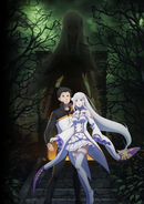 Re Zero Anime Season 2 Key Visual