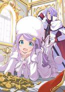 Daisanshou Manga Volume 4 Cover Art