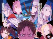 Re Zero Volume 23 2