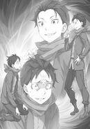 Re Zero Light Novel 25 Natsuki Subaru
