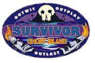 Survivor Ghost Island logo