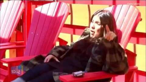 Sabrina gives us good TV - Big Brother Canada 2