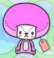 Tibby cameo in WarioWare Gold