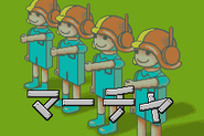 Prologue GBA Marching Orders