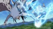 Chidori Curse Mode