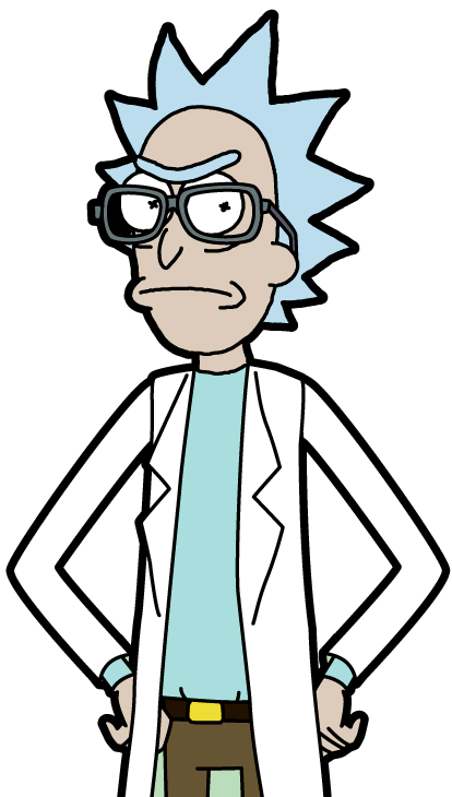 Four Eyes Rick