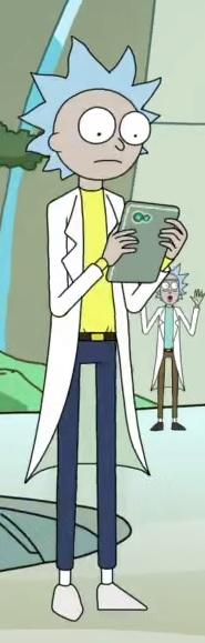 Morty Rick