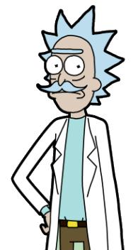 Mustache Rick