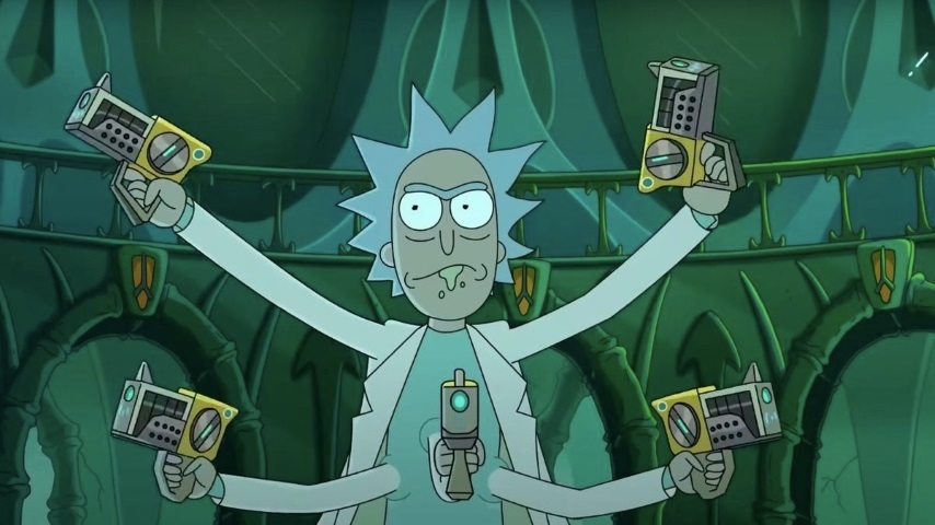 Never Ricking Morty Rick And Morty Wiki Fandom
