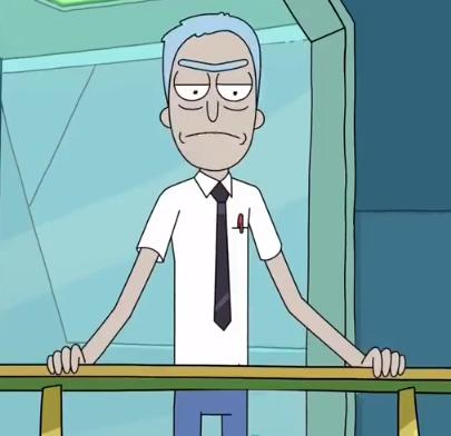 Regional Manager Rick