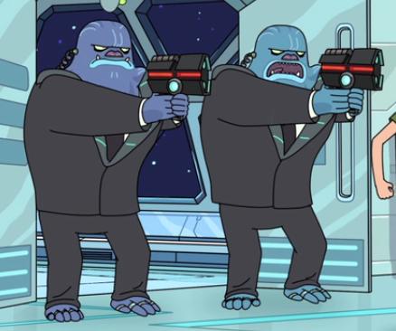 Pibbles Bodyguards