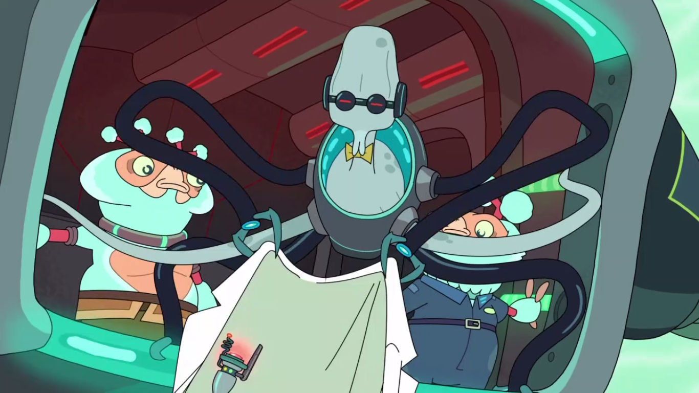 Risotto's Tentacled Henchman