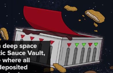Galactic Sauce Vault
