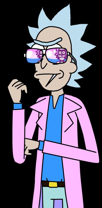 Miami Rick (Pocket Mortys)
