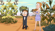 S2e10 morty and summer with cobs