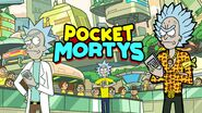 Pocket mortys rick avatars crosseyed