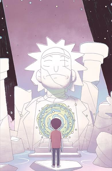 Rick and Morty Issue 53