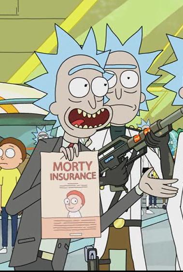 Insurance Rick