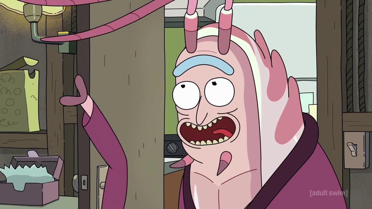 Shrimp Rick