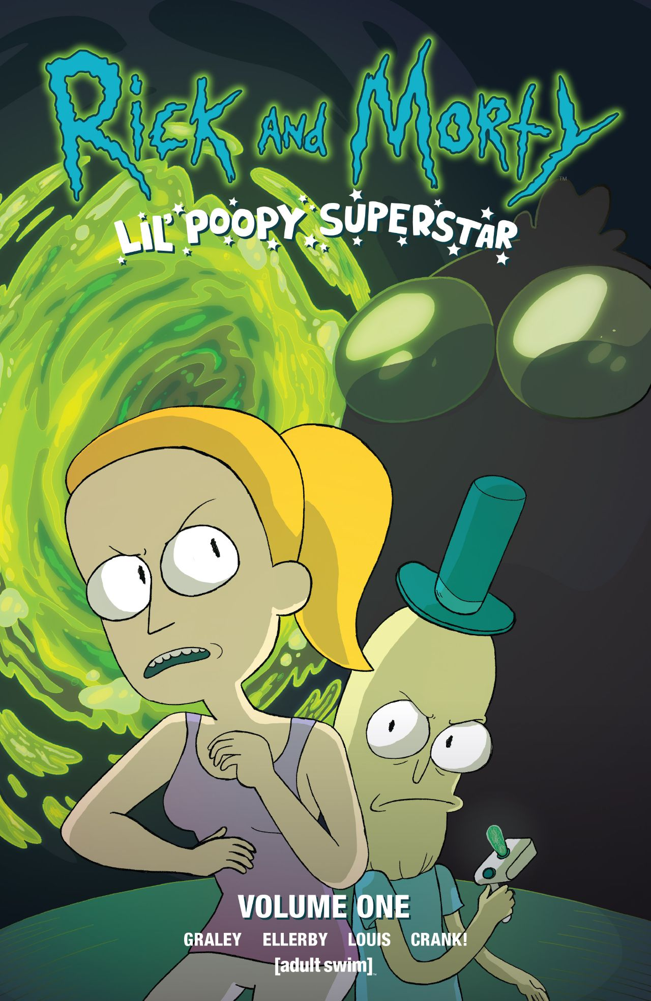 Rick and Morty Lil' Poopy Superstar Volume 1