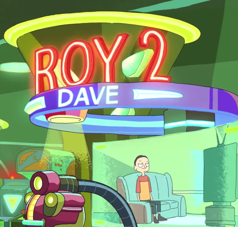 Roy 2: Dave