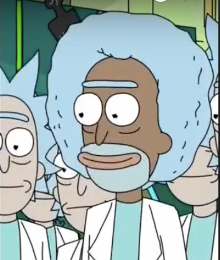 Afro Rick