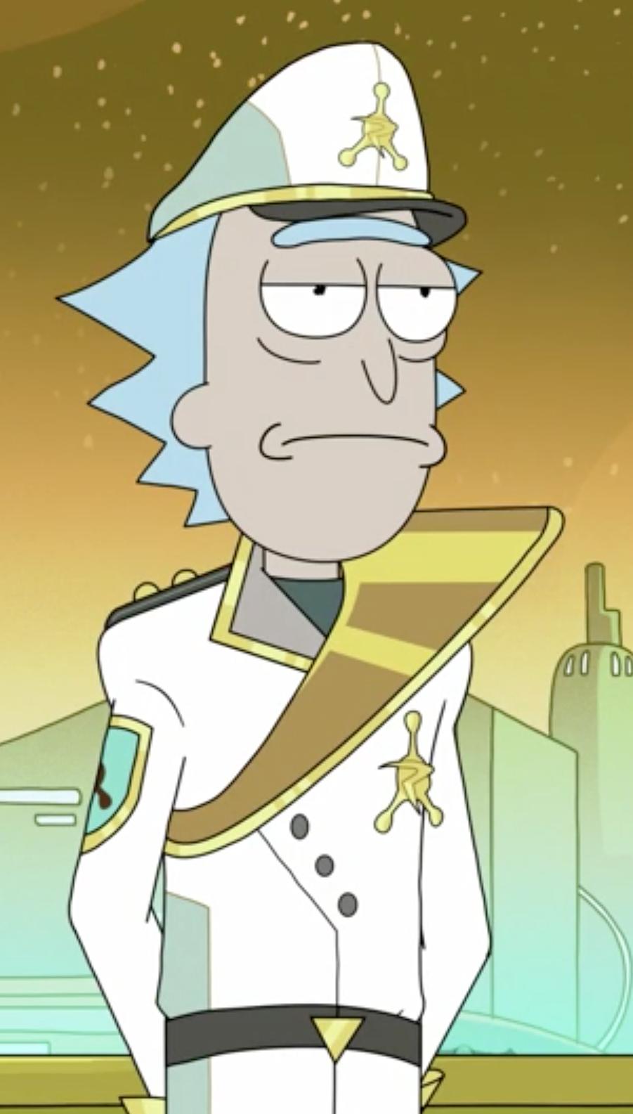 Commander Rick