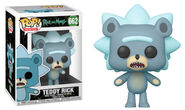 Funko-Pop-Ricky-and-Morty-Figures-662-Teddy-Rick