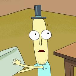 Mr. Poopybutthole