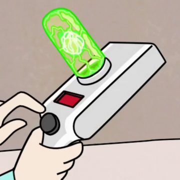 Portal Gun Rick And Morty Wiki Fandom