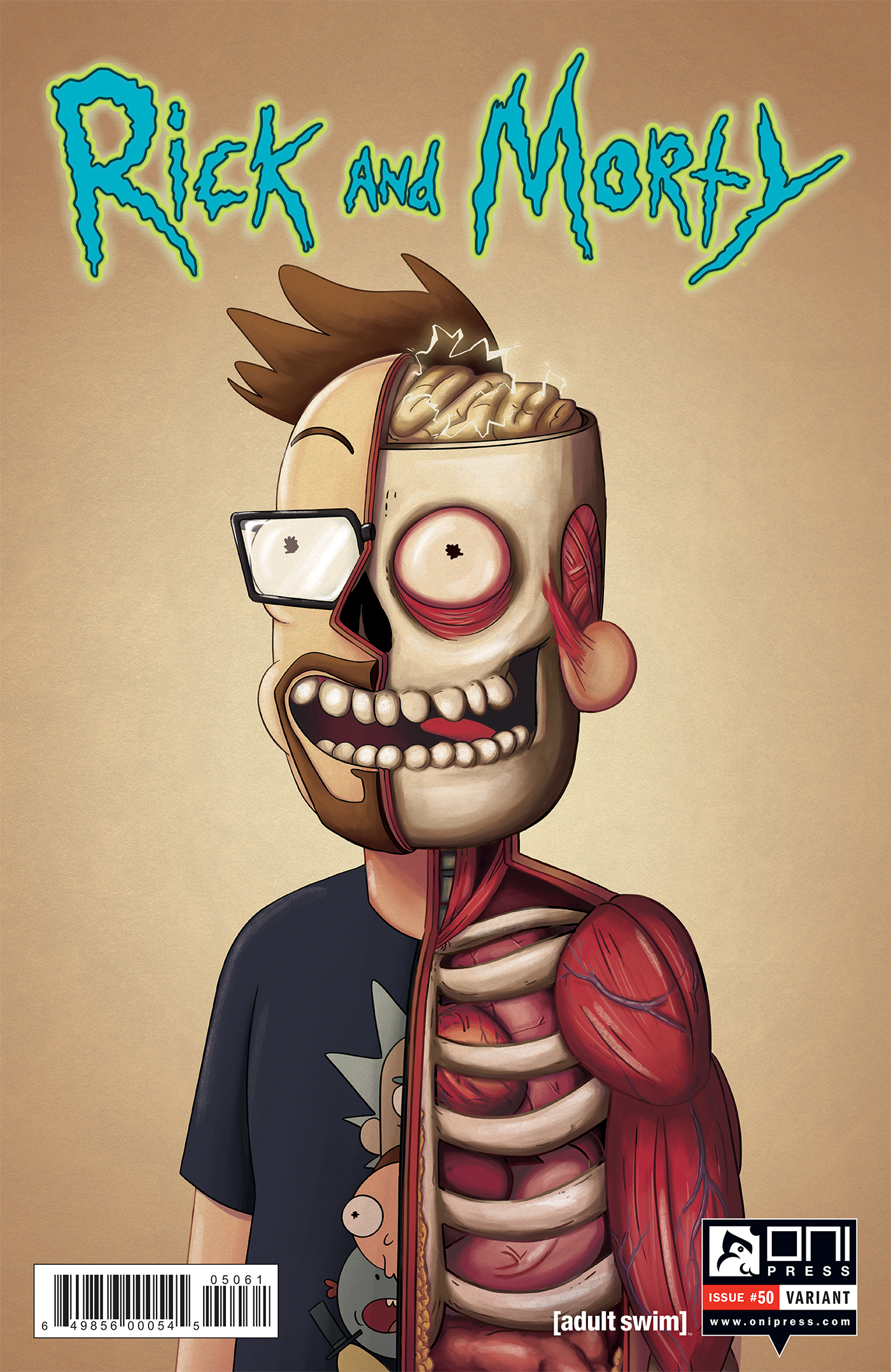Rick and Morty Issue 50