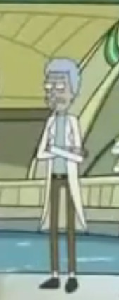 Curly-haired Rick