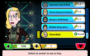 Space Beth PocketMortys