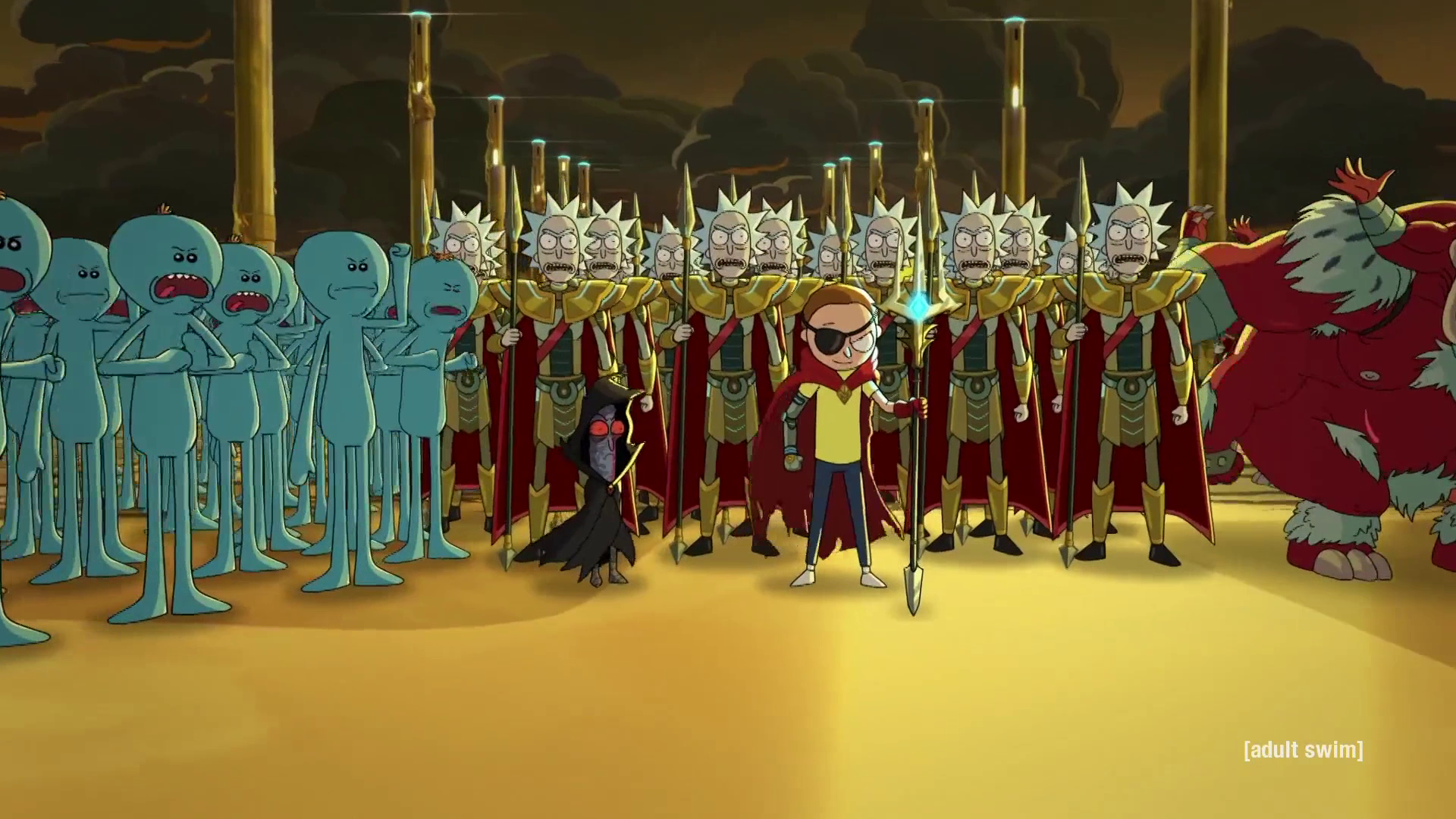 Supreme Guard Ricks