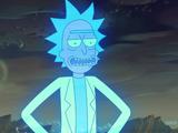 Hologram Rick