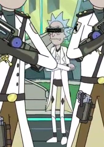 Visor Rick
