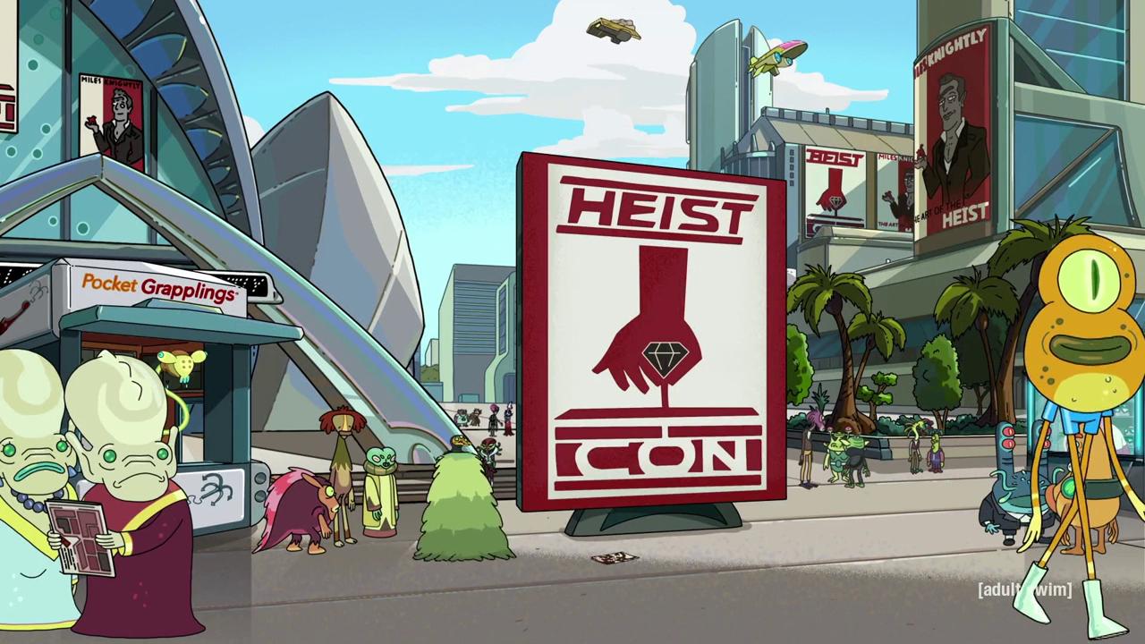 Heist-Con
